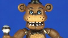 Five Nights At Freddy's Animatronic Farting Contest