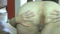 Mature Hairy Massive Fart Woman