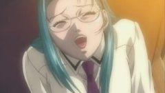 Hentai Lesbian Butt Licking