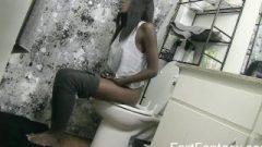 Loud Bathroom Farts