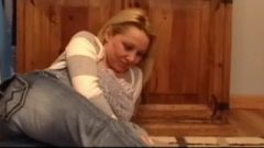 Whore Farting Jeans 5