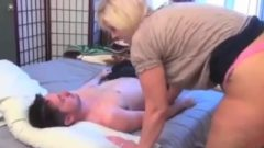 Carey Riley Ass Gas Wake Up Call To Step Son